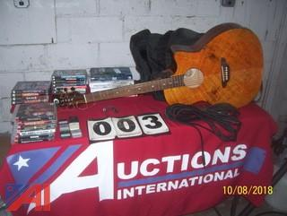 Guitar, Games and More