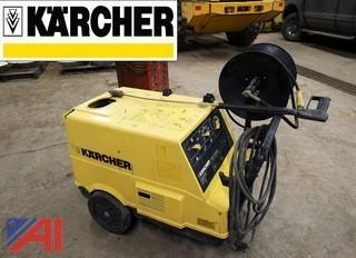 Karcher Hot Water Pressure Washer