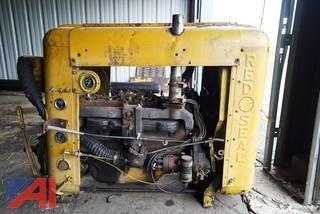 Red Seal 6 Cylinder Gasoline Engine Unit