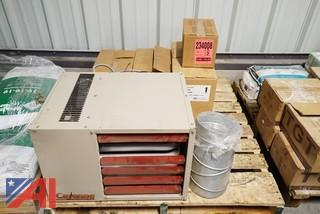 Overhead Heater & Duct Parts