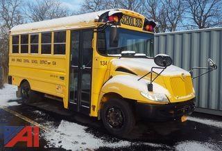 2007 International BE200 School Bus