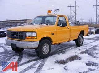 1997 Ford F250 Heavy Duty Pickup Truck