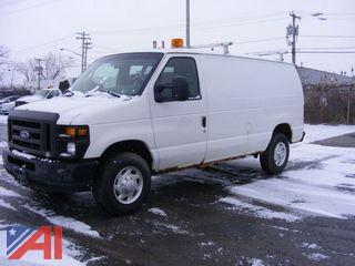 2008 Ford E350 Super Duty Van