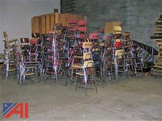 Assorted School Furniture