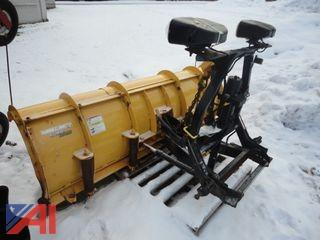 8' Fisher Storm Guard Plow