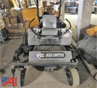 Dixie Chopper Zero Turn Lawn Mower
