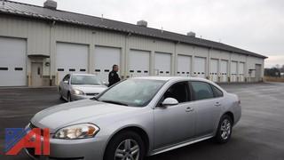 2010 Chevy Impala 4 Door