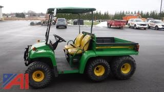 2009 John Deere Gator with Dump