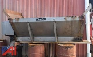 8' V Box Stainless Steel Airflo Sander
