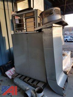 Olsen Hot Air Furnace