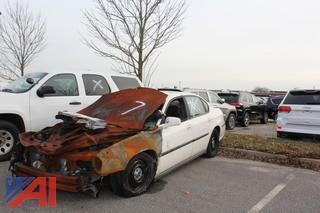 2002 Chevrolet Impala Sedan/Police Vehicle