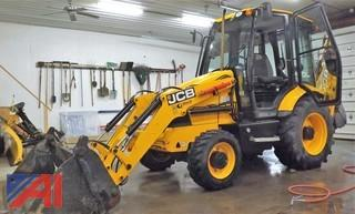 2012 JCB Midi CX Backhoe