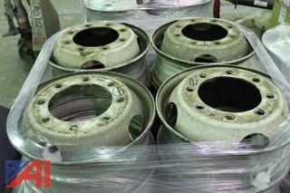 Assorted GMC 4500/5500 Wheels
