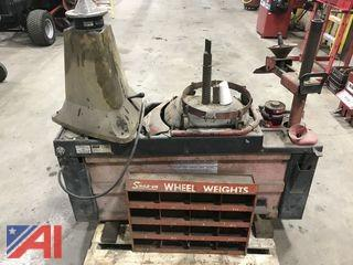 Coats 40-40A Tire Machine