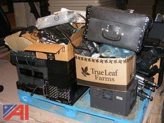 Stage Equipment, Printers, File Cabinets & More