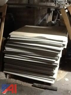 "UPDATED: Large Quantity 40"" x 40"" Rubber Floor Tiles"