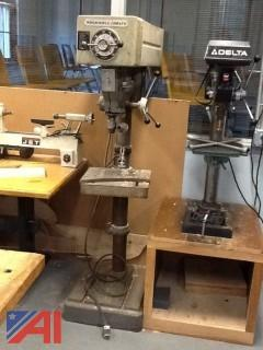 Rockwell/Delta Free Standing Drill Press 17-600