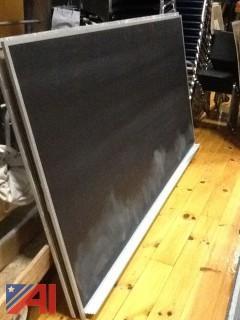 4' x 8' Chalkboard
