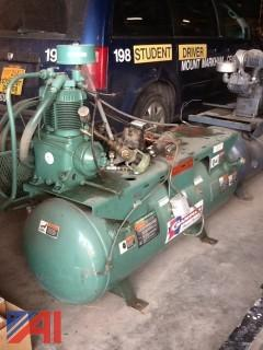 Large Capacity Air Compressors