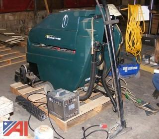 Nobles Strive Ready Space Floor Machine