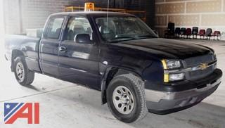 2005 Chevrolet Silverado 1500 Pickup