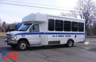 2009 Ford E450 Wheel Chair Bus