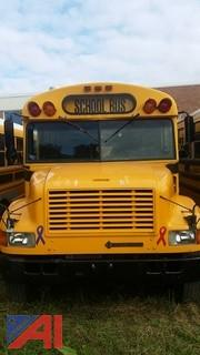 2000 International 3800 Thomas School Bus