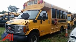 2002 GMC 3500 Wheelchair Bus