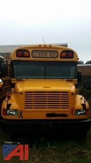 2004 International 3800 School Bus