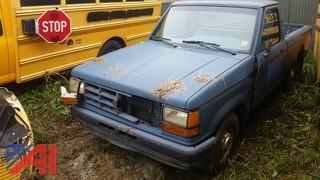 1990 Ford Ranger Pickup