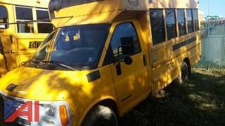 2002 GMC Savanna G3500 School Bus