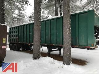 2004 Steco SEC3884 Ejector Trailer