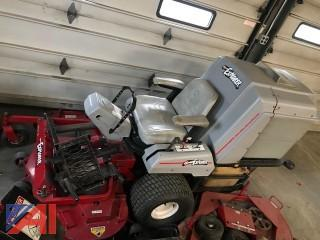 X Mark Model 20KC Mower with Snowblower About 2012 X Mark Explorer Commercial 52 Zero Turn