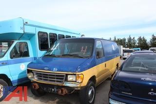 1992 Ford E250 Van