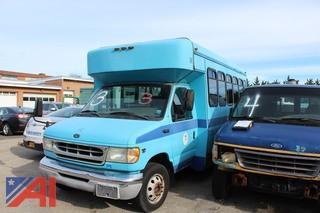 2002 Ford E450 Super Duty Wheel Chair Bus