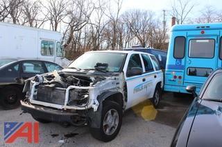 2008 Chevy Trail Blazer SUV