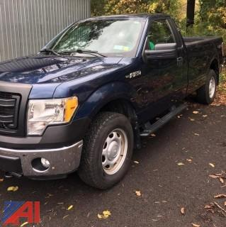 2014 Ford F150 Pickup Truck