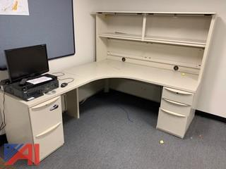 L Shaped Corner Desks