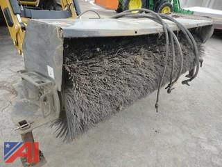 2017 8' Sweepster Hydraulic Windrow Sweeper Attachment