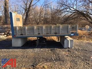 Dump Box and Hoist