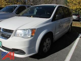 2011 Dodge Grand Caravan 7 Passenger Van