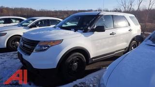 2013 Ford Explorer SUV// Police Interceptor