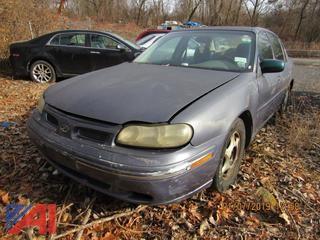 1998 Oldsmobile Cutlass Cutlass 4 Door