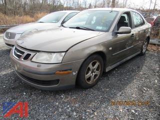 2004 Saab 9-3 4 Door