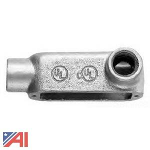 Crouse-Hinds LR27 Condulet 3/4 In Conduit Outlet