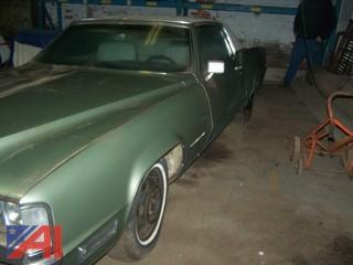 1969 Cadillac Eldorado 4 Door