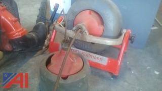 Ridgid-Kollmann Power Snake