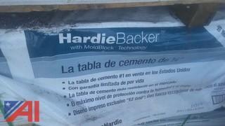 Hardie-Backer Cement Boards