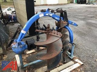 2012 New Holland Post Hole Auger