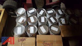 Assorted Rust-Oleum Oil Based Paints